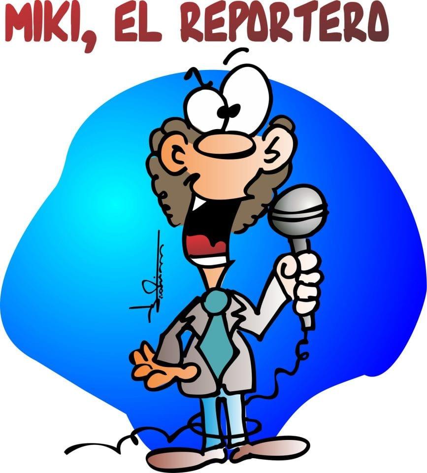 Miki Reportero.