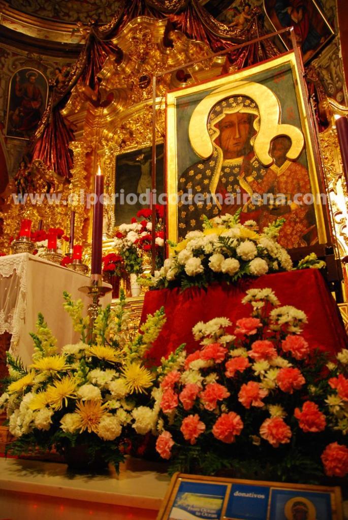 Virgen de Czestochowa.