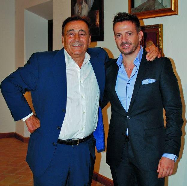 Calixto Sánchez y Pedro Cintas.