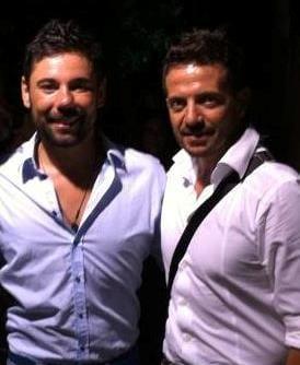 Miguel Poveda y Pedro Cintas.