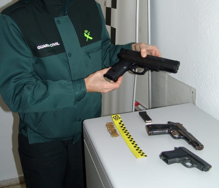 Foto: Guardia Civil.