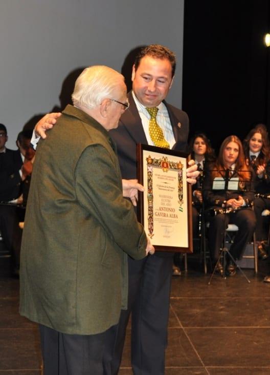 Antonio Gavira y Ricardo Sánchez.