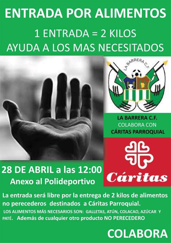 AYUDA CON 2KILOS DE ALIMENTOS