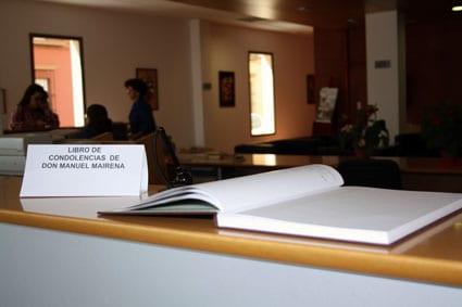 LibroCondolenciasManuelMairena