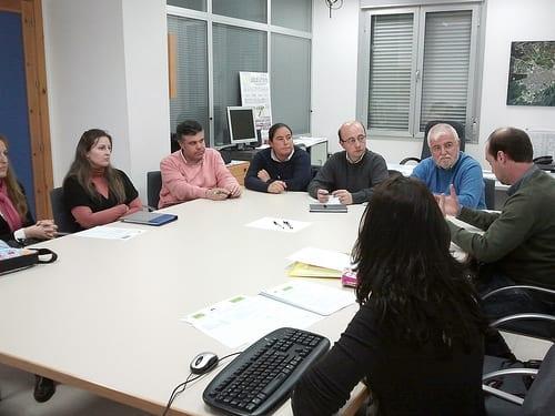 Comisión Técnica, abril 2013 (archivo).