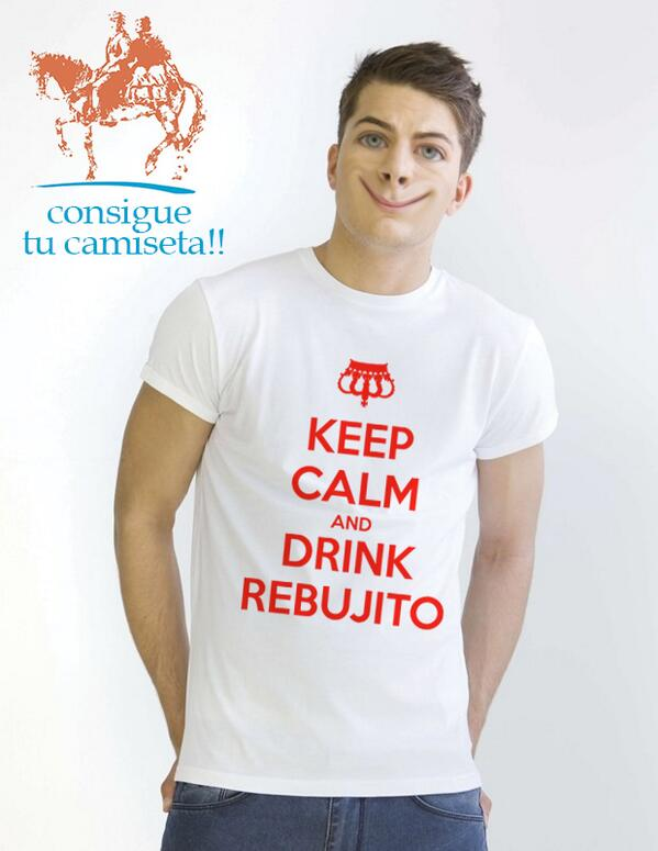 keep calm-camiseta