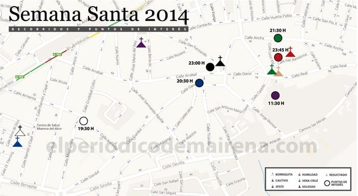 recorridosemanasanta2014