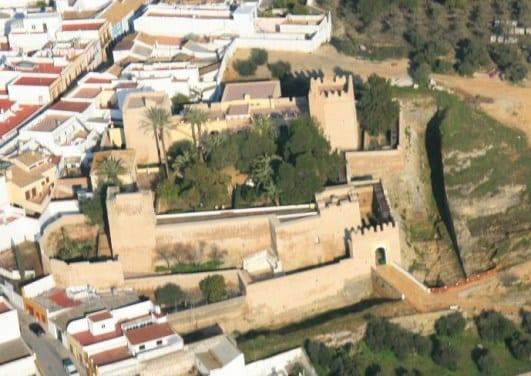 CastilloMairenadelAlcorAérea - copia
