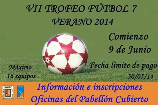 VII trofeo fútbol 7
