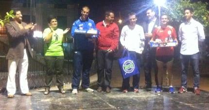 El peri dico de mairena la camagc nocturna running - Jose antonio gavira ...