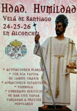 cartel vela santiago 2014