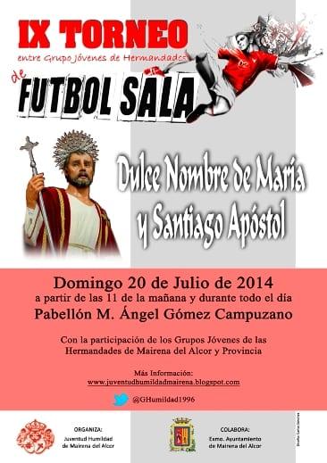 torneo futbol sala humildad 2014