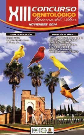 Concurso Ornitológico