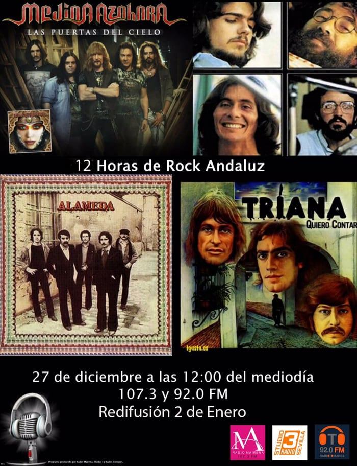 12 horas Rock Andaluz