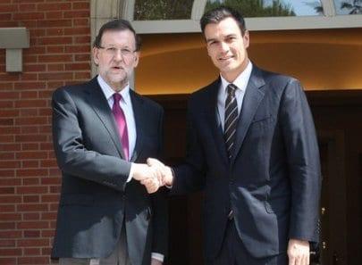 Rajoy-Pedro