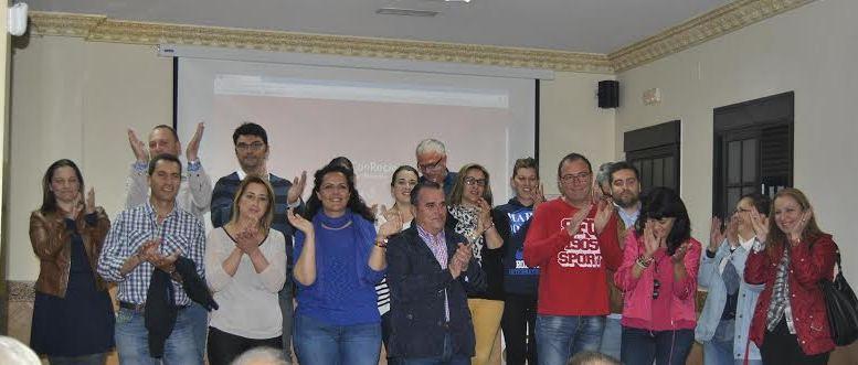 PSOE-candidatos 2015-2