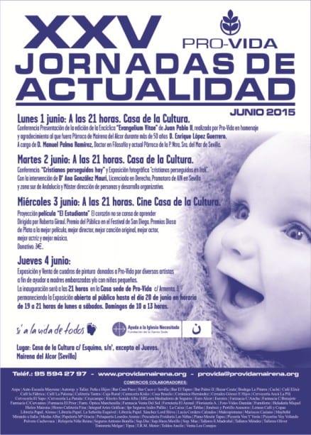 cartel_PROVIDA XXV JORNADAS DE ACTUALIDAD