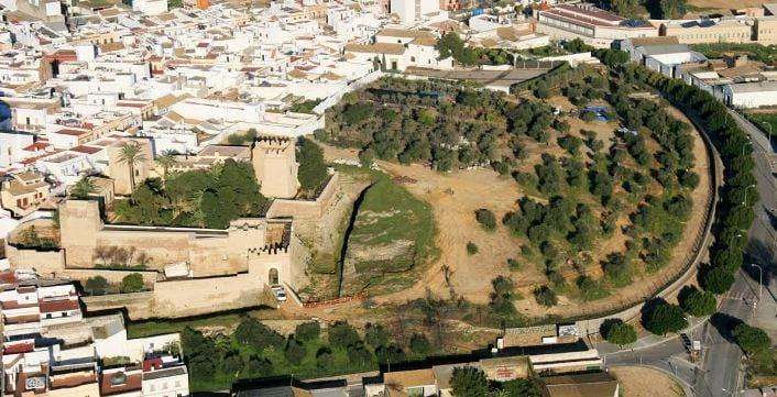 CastilloMairenadelAlcorAérea2 - copia