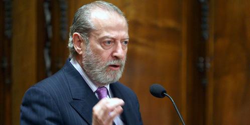 Fernando Rodríguez Villalobos, presidente de la Diputación de Sevilla. Foto: andaluciainformacion.es