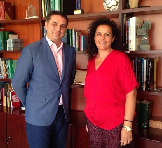 Rocío Sutil-asesora turismo