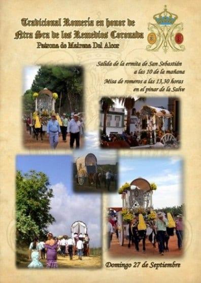 CARTEL ROMERIA 2015