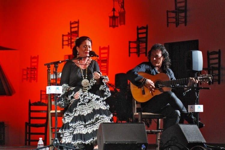 Cante-Ana María Ramírez _La Yiya_