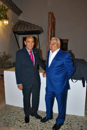 Cante-Calixto y Antonio Cruz
