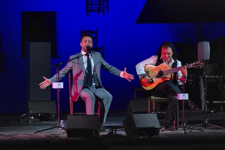 Cante-Jesús León Márquez y Antonio Carrión