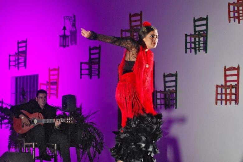 Cante-Sandra Bara al baile