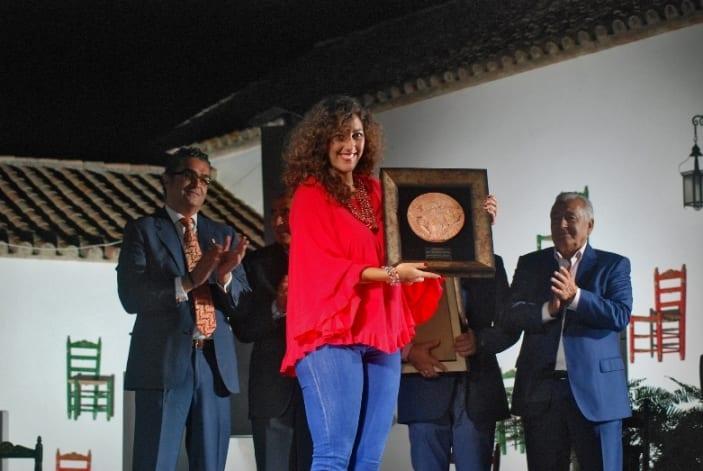 Cante-Sara Salado Palomo (premio Casa del Arte Flamenco)