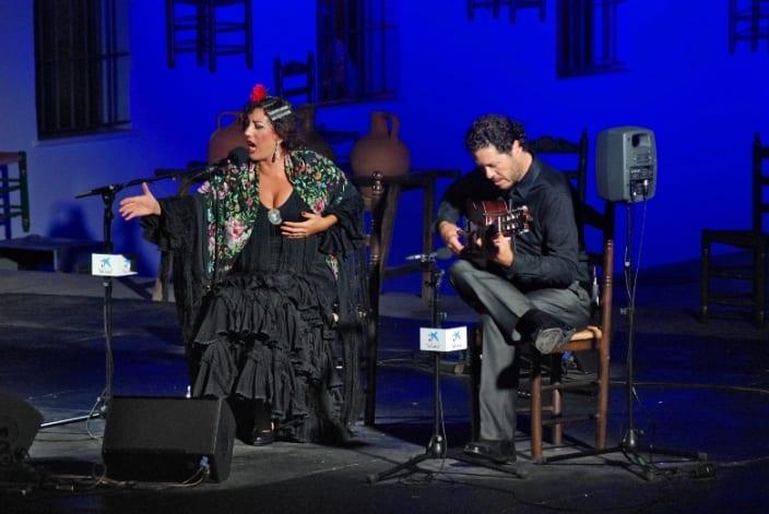 Cante-Sara Salado Palomo