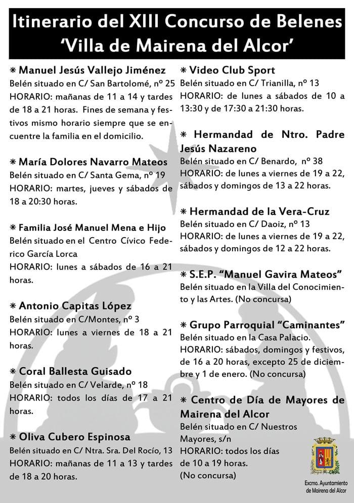 Itinerariobelenes2015