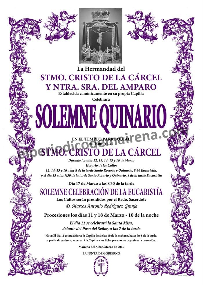 CartelCristo2015