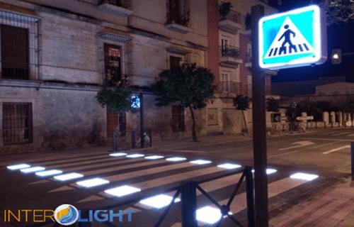 Mairena aspira a mejorar su tráfico con tecnología andaluza de la empresa Interlight