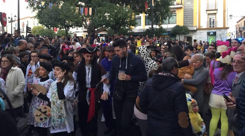Pasacalles Carnavales 2020