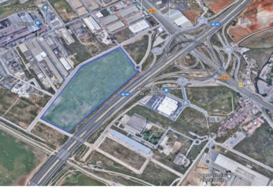 Alcalá albergará un gran parque logístico de 150.000 metros cuadrados junto a la SE-40