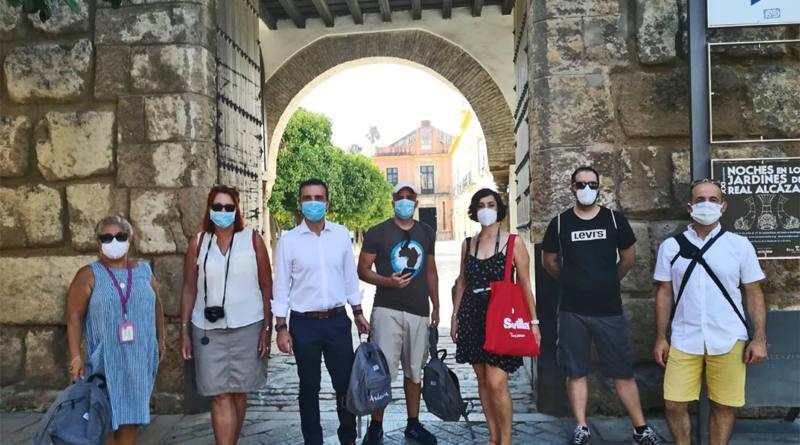 Blogueros de viajes para activar la oferta turística de Sevilla con la campaña 'Andalucía Despierta'