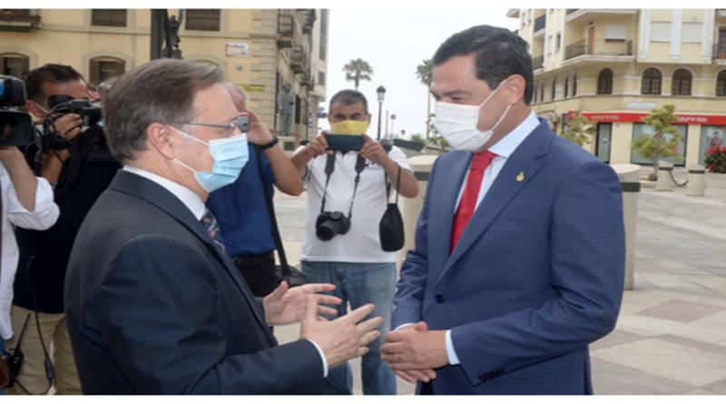 Entre el martes y miércoles de la próxima semana entrará en vigor el uso obligatorio de la mascarilla en Andalucía