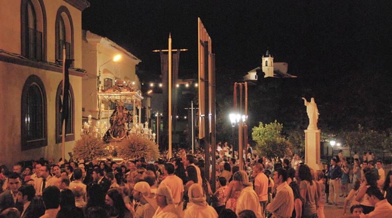 Suspendidas las Fiestas Patronales en El Viso del Alcor
