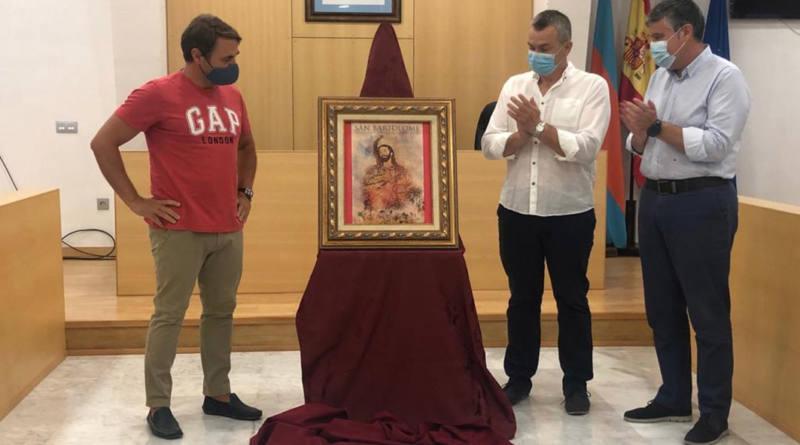 Presentado el cartel del Patrón San Bartolomé 2020