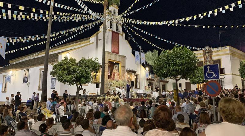 La Hermandad de Nuestra Señora de los Remedios suspende todos los actos externos de las Fiestas Patronales
