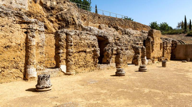 Cultura realizará un estudio geofísico en el Conjunto Arqueológico de Carmona
