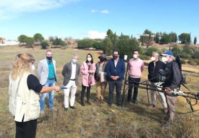 Exploraciones geofísicas en el conjunto arqueológico de Carmona podrían localizar complejos funerarios aún no excavados