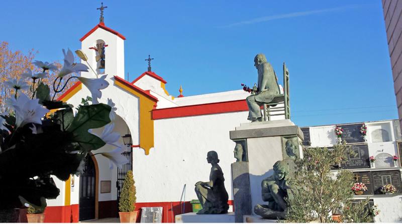 Ayuntamiento de Mairena aplica protocolo de seguridad Anticovid-19 de cara al día de Todos los Santos