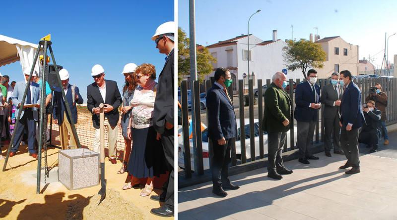 Juanma Moreno inaugura el CARE de los Alcores, un centro con tecnología de última generación