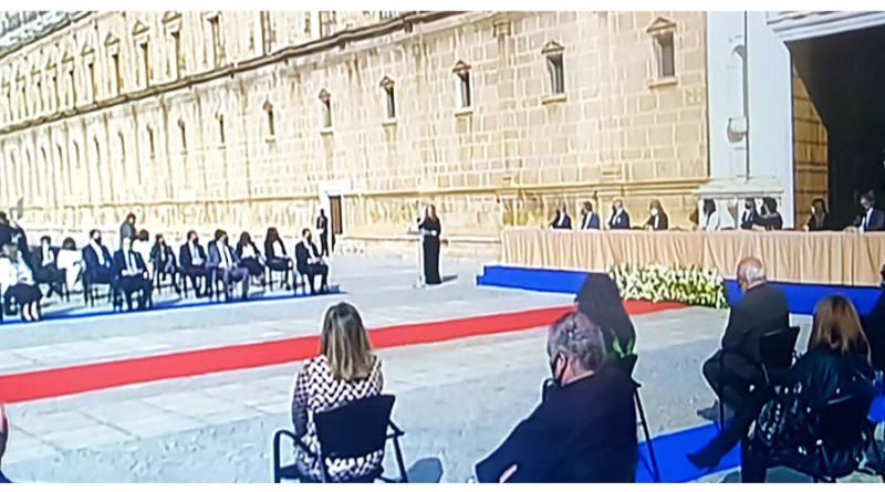 Destacada presencia mairenera este año en los actos conmemorativos del 28F en Sevilla