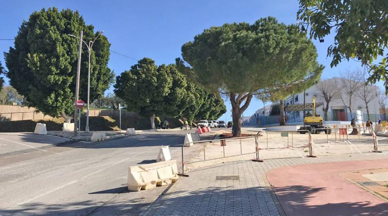 Ayuntamiento cortará el tráfico en el camino de Las Minas mañana miércoles 17 de febrero