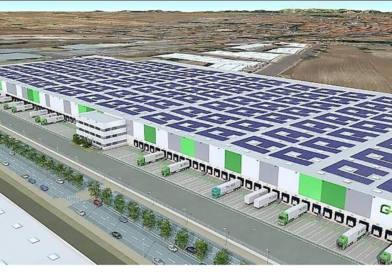 Alcalá anuncia un proyecto para liderar el sector logístico en Andalucía