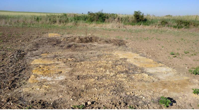 El Ayuntamiento de Alcalá de Guadaíra confirma el valor de los restos arqueológicos hallados junto al arroyo Guadairilla