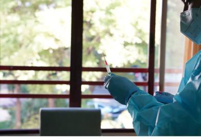 Abierta las citas para vacunarse contra el Covid-19 a las personas de 57, 58 y 59 años